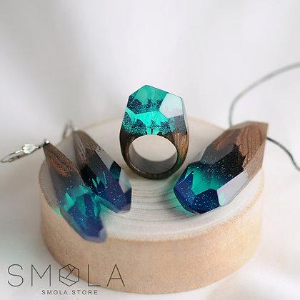 Комплект Emerald (Модель Crystal)