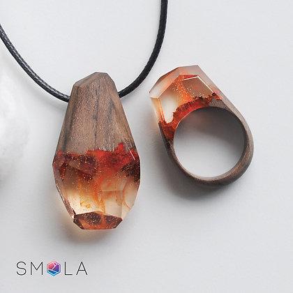 Комплект Burning Element (модель Crystal)
