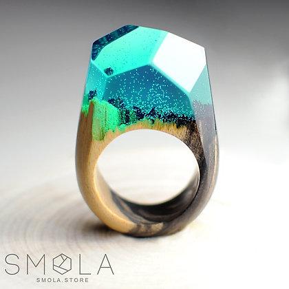 Кольцо Sandy Shore (Модель Crystal)
