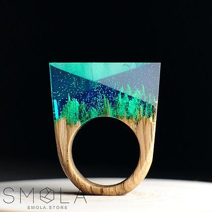 Кольцо Forest Rest (Модель Simple)