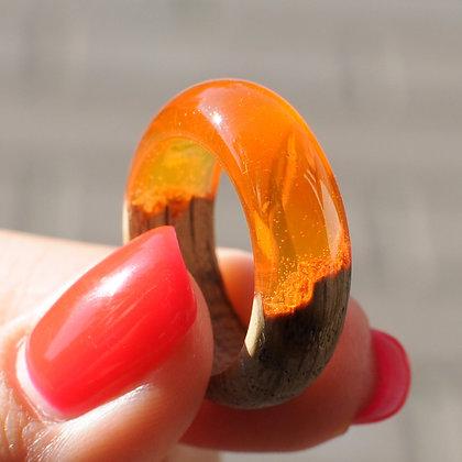 Кольцо Orange