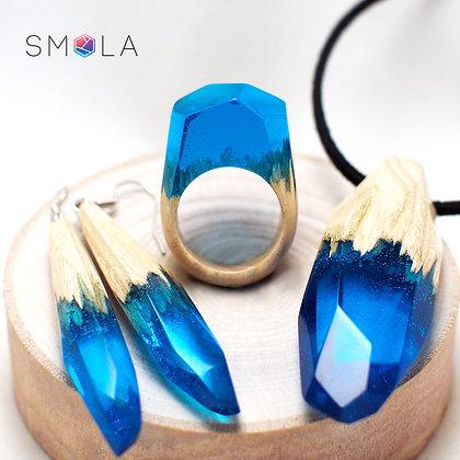 Комплект Blue Lagune (модель Crystal)