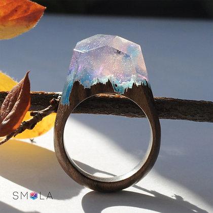 Кольцо Magic (модель Crystal)