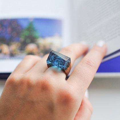 Кольцо Blue