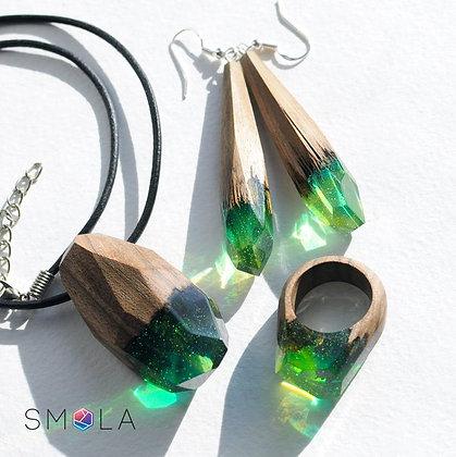 Комплект Lime Pie (модель Crystal)