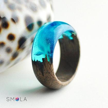 Кольцо Mint Storm (Модель Simple)