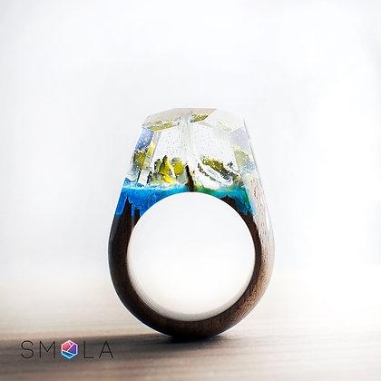 Кольцо Fairy Tale (модель Crystal)