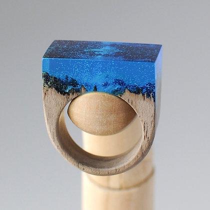 Кольцо Snow Valley (модель Stone)
