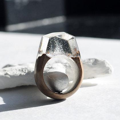 Кольцо Frozen Tears (модель Crystal)