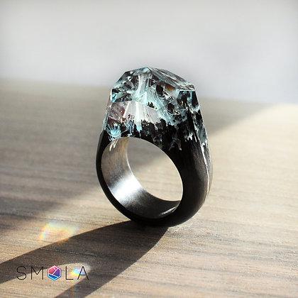 Кольцо Blizzard (модель Crystal)