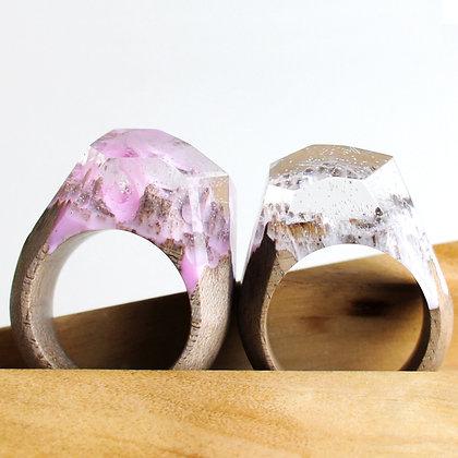 Кольцо Pinky (модель Crystal)
