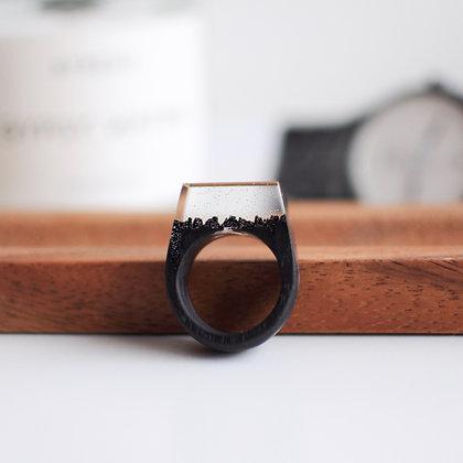 Кольцо Black