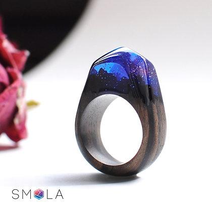 Кольцо Galaxy (модель Crystal Slim)