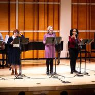 """I Speak Music"" at Merkin Hall"