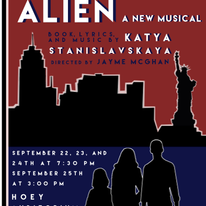 Poster for the WCU production