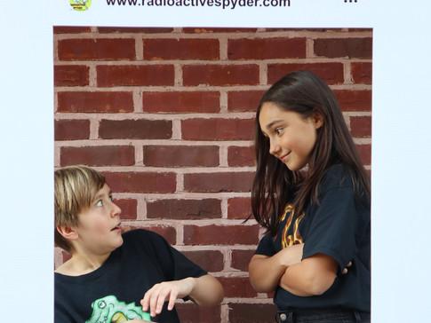 Evan Dolinski and Ana Araujo