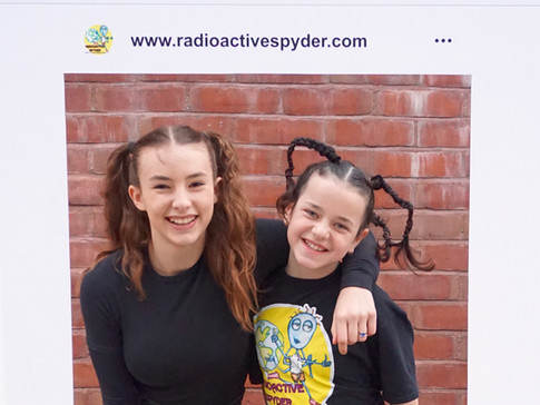 Ratty and Spyder