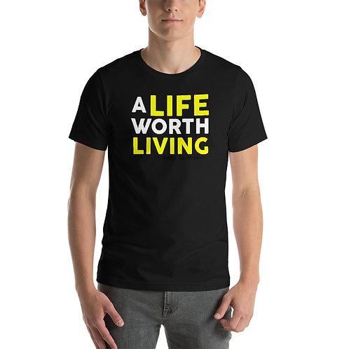 ALWL LOGO Short-Sleeve Unisex T-Shirt