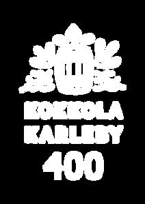 Kokkola_Karleby_400_tunnus_valkoinen.png