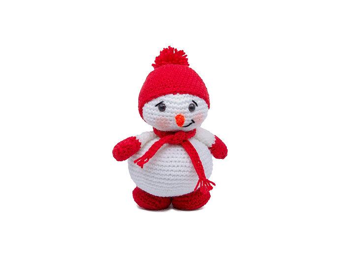Bill le bonhomme de neige