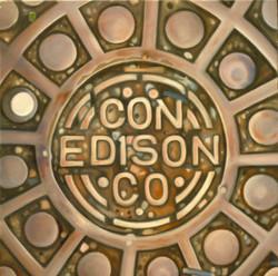 MANHOLE COVER - CON EDISON CO