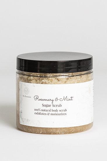 Rosemary & Mint Sugar Scrub