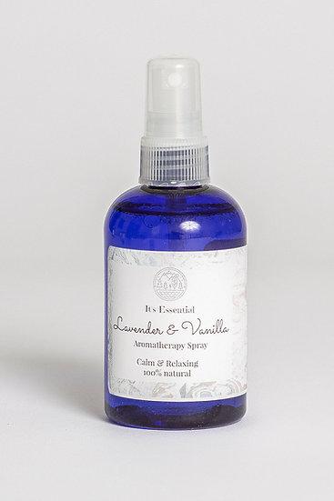 Lavender Vanilla Aromatherapy Spray