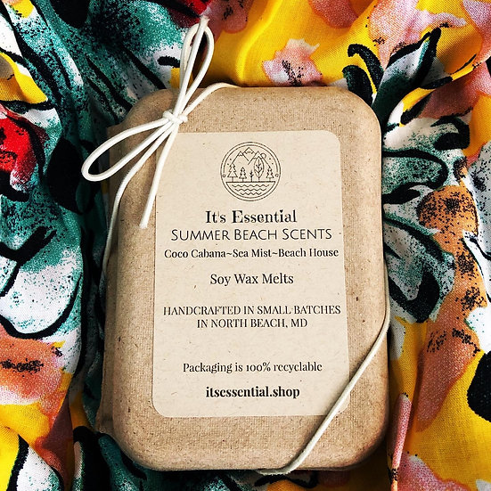 Summer Scent Collections Soy Wax Melts