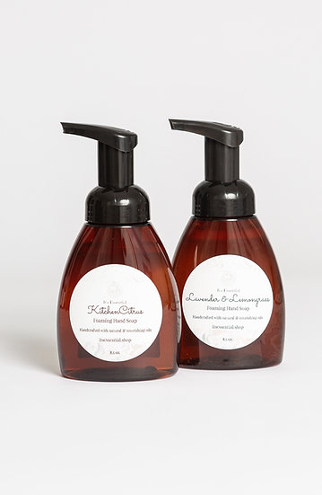 Fall Scents- Foaming Hand Soap