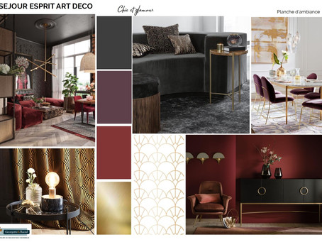 Le style ART DECO - Glamour et chic