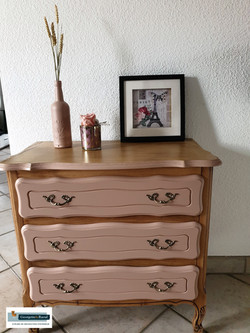 Commode romantique relookee 1