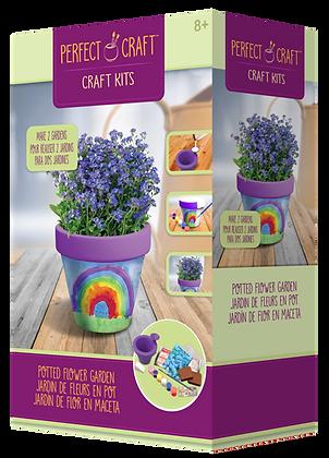Perfect Craft Flower Garden