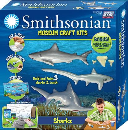 Smithsonian Museum Craft Kits Shark