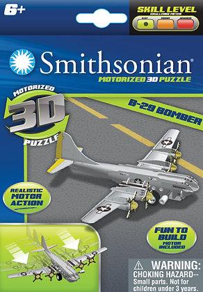 3D Puzzle Bomber