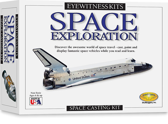 Eyewitness Kits Space Exploration