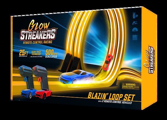 Glow Streakers Blazin Loop Set