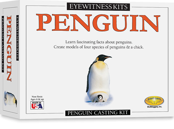 Eyewitness Kits Penguin