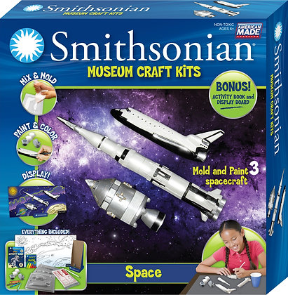 Smithsonian Museum Craft Kits Space