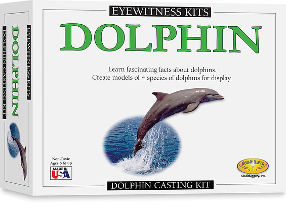 Eyewitness Kits Dolphin