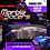Pull-Back Marble Racers Purple