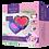Perfect Craft Heart Shaped Jewelry Box
