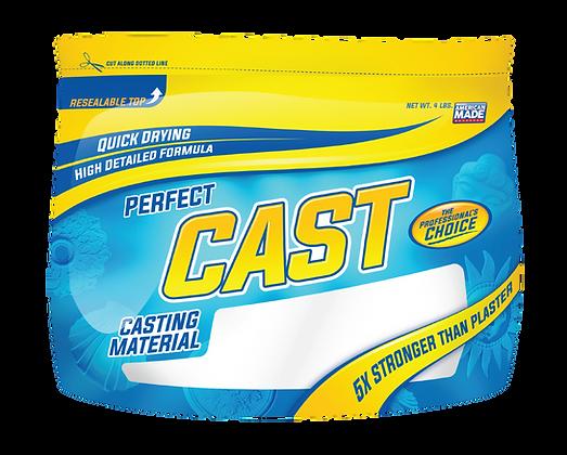 Perfect Cast Casting Material - 4 lbs Bag