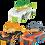 Thumbnail: Knuckle-Headz 3 Pack - Saber Tooth, Wolf, T-rex