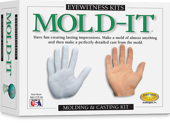 Eyewitness Kits Mold-It