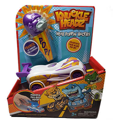 Knuckle-Headz Francis