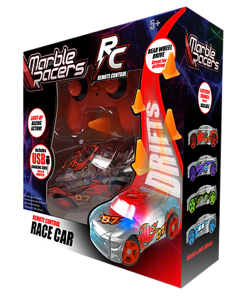 RC Marble Racers Red