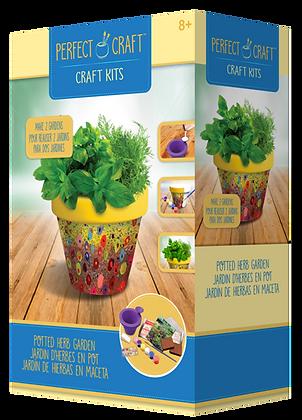 Perfect Craft Herb Garden
