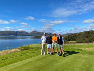 Ardfin Golf Course - As Good As It Gets