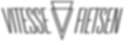 Logo Vitesse Fietsen zwart wit