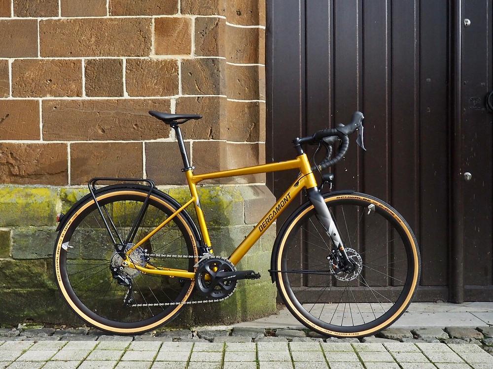 Bergamont Grandurance RD 7 tourfiets
